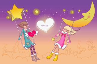 С Днём святого Валентина, дорогая: поздравления девушке и жене