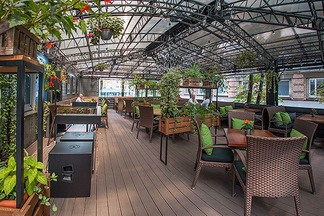 Минчане, смотрите, как бывает: топ-15 невероятных киевских ресторанов и цены на их блюда