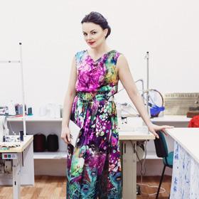 Ателье Ирины Кабасакал: неожиданное открытие в белорусской моде