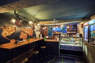 Эспрессо и американо от двух рублей. В районе вокзала открылась кофейня «ИнКофеИн»