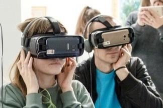 День виртуальной реальности снова на  «Лістападзе»