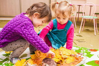 Детский центр открывает набор в группу «Папа + малыш»