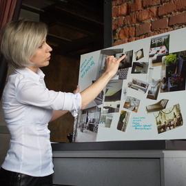 Дизайн-уикенд от журнала Мажордом и дизайнера Нади Зотовой
