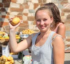 Первый белорусский фестиваль картофеля