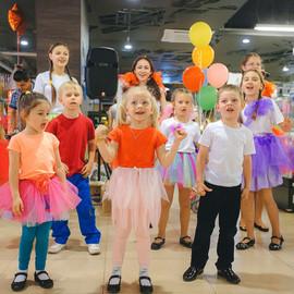 Весёлый праздник для детей