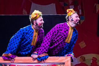 Как провести весенние каникулы познавательно и увлекательно – советует Театр эстрады
