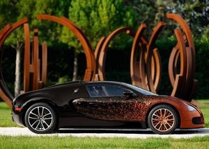 Цифровой Bugatti