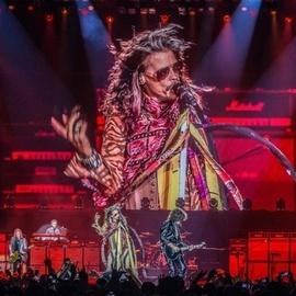 Концерт группы Aerosmith