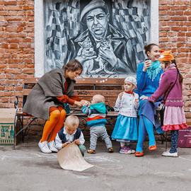 Minsk Festival : Vulica Brasil
