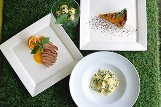 В продолжение популярного фестиваля еды: кафе «Сад» предложил новый сет за 24 рубля
