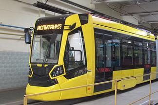 По Минску пустят швейцарский трамвай с климат-контролем