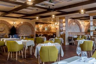 Новое место: ресторан La Scala во главе с итальянским шеф-поваром Иньяцио Росса на  месте Newman