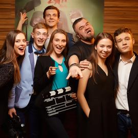VIP-премьера «Party-zan фильм»