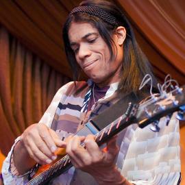 Cуперзвезда джаза: фьюжн-гитарист Стэнли Джордан