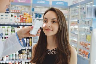 Экспресс-тестирование кожи от сети аптек «Планета Здоровья»