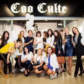 Открытие магазина Coo Culte