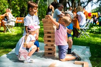 В Минске пройдет большой игровой семейный фестиваль TOYDAY