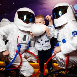 МТБанк. Космический Новый год