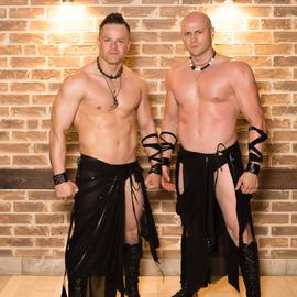 Erotic show «Hot Amigos» (Москва)