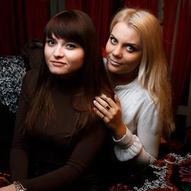 Анна Рай & Анна Гокинаева