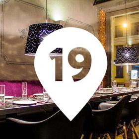 Гид: 19 ресторанов для свиданий