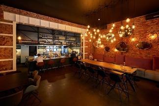 Фотофакт: MICHEL — новый ресторан современной кухни на Карла Маркса, 9