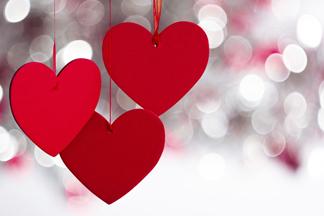 Поздравление с Днём всех влюблённых друзьям
