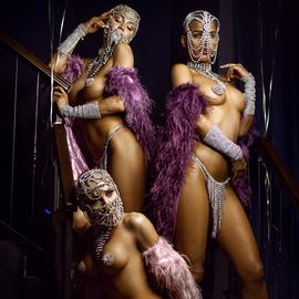 Cristal party & D-Queens