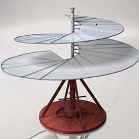 В столице покажут изобретения Леонардо да Винчи и 3D-инсталляции его картин