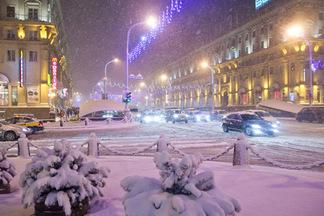 Свежий прогноз: температура в некоторых районах Беларуси может опуститься до 32 градусов мороза