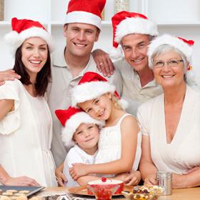 6 идей оригинально отметить рождество