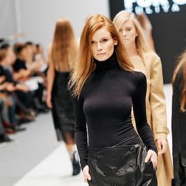 Belarus Fashion Week. Fur Garden
