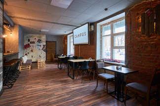 Фотофакт: Новая кофейня Campus открылась на Октябрьской