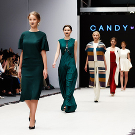 Belarus Fashion Week. Candy Lady
