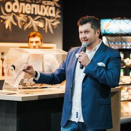 Открытие корпоративного кафе в ARTOX