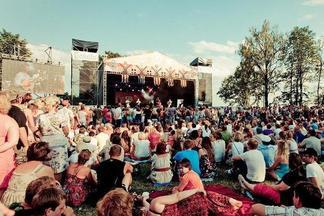 В Ботаническом саду через неделю пройдет большой open air с фолк-музыкой, танцами и фудкортом