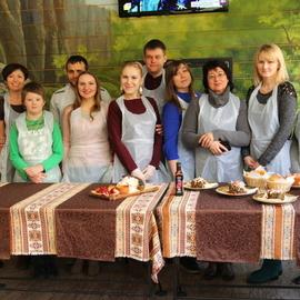 Кулинарный мастер-класс «Кутап рыбный»