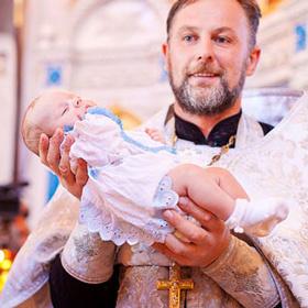 Поздравления с днем крещения ребенка