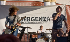 Группа NIZKIZ о сладости победы на «Соседнем мире», «EMERGENZA» и не только…