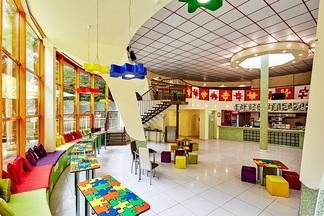 Посмотрите, как выглядит новое семейное кафе Puzzle в Парке Горького