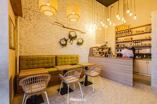 Домашние десерты и французский акцент. В центре города открылась маленькая кофейня O'Petit
