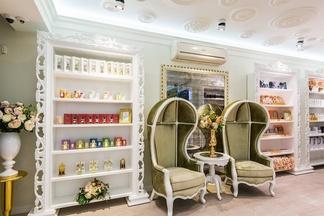 В столице открылся бутик красоты с люксовой органической косметикой и парфюмерией