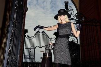 Бренд Luisa Spagnoli показал новую коллекцию одежды