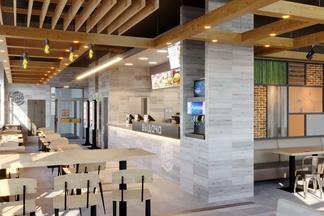«Не такой, как все». Новый ресторан Burger King открылся около ЦУМа