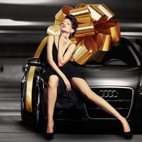 Покупатель сети «Царское золото» станет обладателем Audi A4
