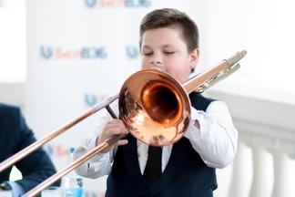 «Духовой батл» и 12-летний тромбонист: что будет в эту субботу на «Джазовых вечерах»