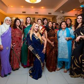 Сари party