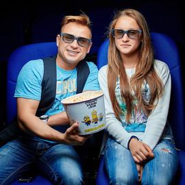 Официальное открытие Арт-кинотеатра ТЦ Титан