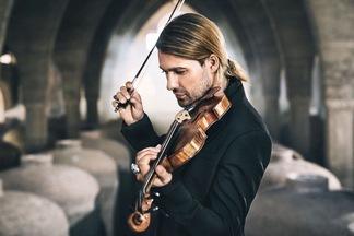 На концерт Дэвида Гарретта в Минске  приедет его мама!