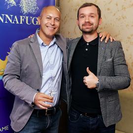 Бренд-амбассадор Donnafugata Алессандро Векки